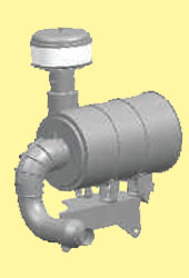 Air Intake System for Industrial Application